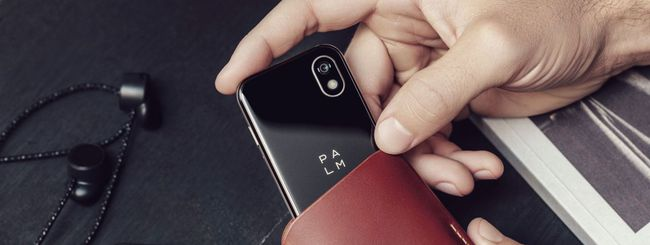 Palm porta in Italia lo smartphone da 3,3 pollici