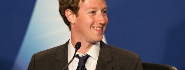 Mark Zuckerberg difende Facebook da Trump