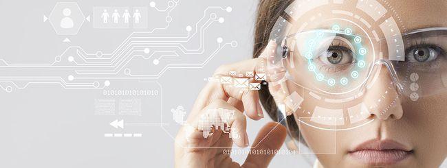 Facebook lavora a occhiali smart con Luxottica