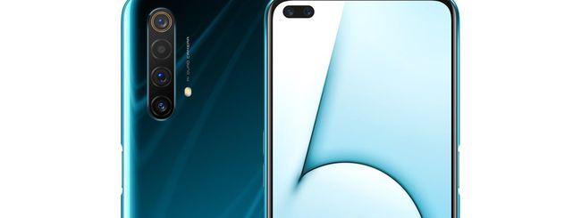Realme X50 Pro 5G, annuncio il 24 febbraio a Madrid