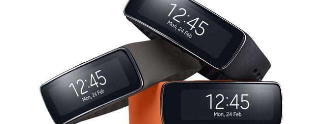 Samsung Gear 2 Neo e Gear Fit in vendita a 199€