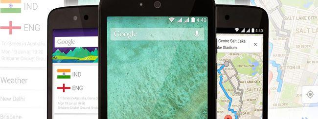 Android One: ecco i primi smartphone