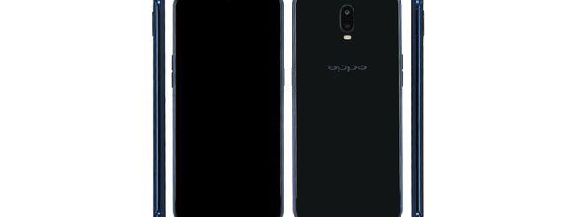 Oppo R17, primo smartphone con Snapdragon 670?