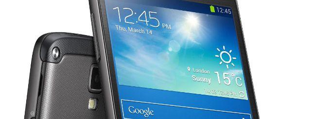 Samsung Galaxy S4 Active: in acqua, ma non troppo