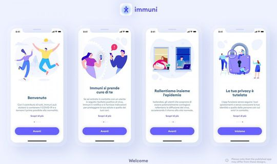 immuni download numeri