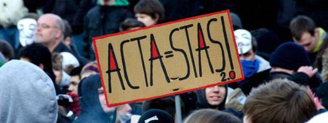 Due milioni e mezzo di firme contro l'ACTA