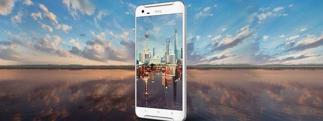HTC One X9, smartphone premium di fascia media