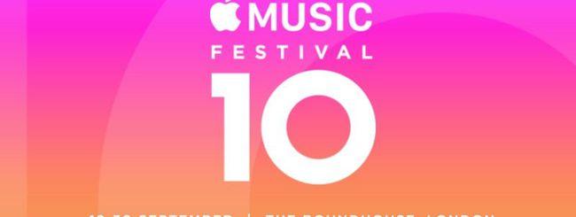Apple Music Festival, Apple chiude l'evento musicale dopo 10 anni