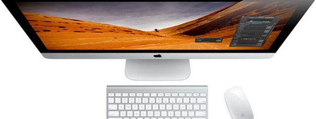 Nuovi iMac a fine 2011?