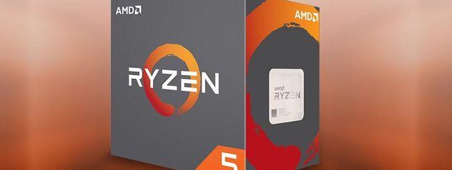 Le nuove indiscrezioni della Ryzen 3 di AMD