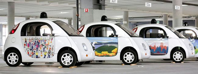 La Google self-driving car anche in Europa?