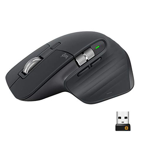 Logitech MX Master 3 Mouse Wireless Avanzato