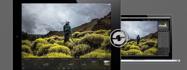 Adobe annuncia Lightroom mobile per iPad