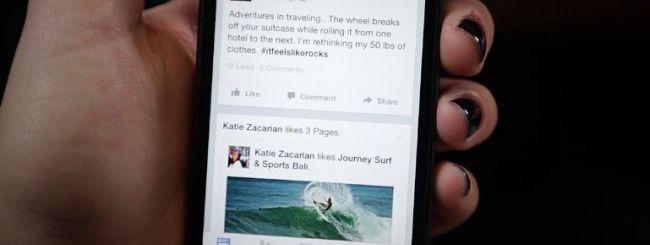 Facebook e Twitter per iOS 7 diventano flat