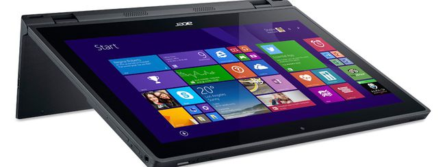 Acer Aspire Switch 12: ben 5 dispositivi in 1