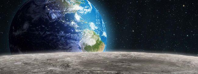 Google Maps sulla Luna e su Marte