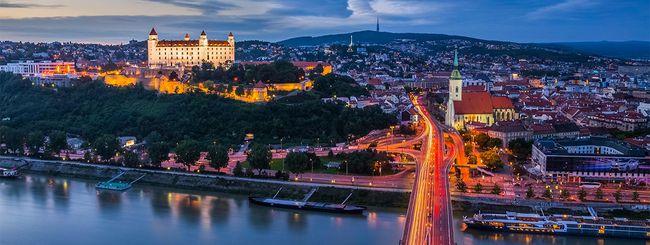 Hyperloop anche in Europa: da Bratislava a Vienna