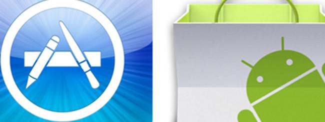 Android vs. iOS, prezzi delle applicazioni a confronto