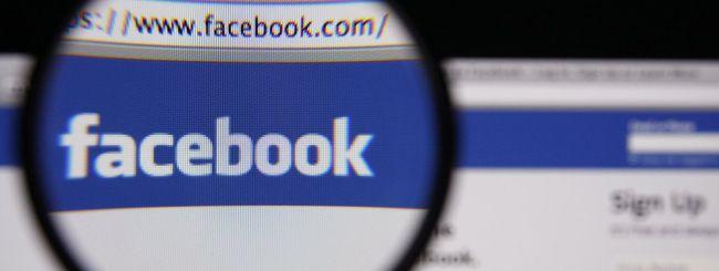 Facebook risolve un grave bug negli account