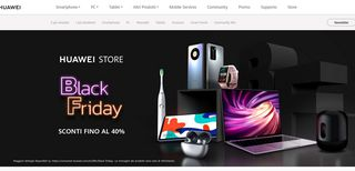 huawei black friday sconti