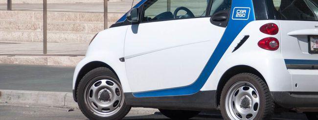Car2Go, accordo con Italo per rispondere a Enjoy