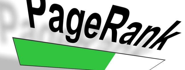 Google, addio PageRank