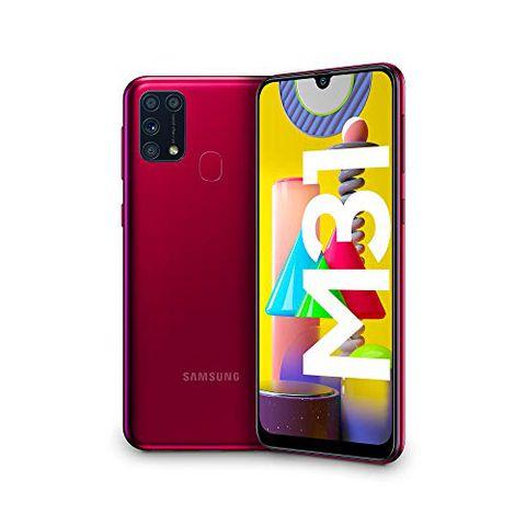 Samsung Galaxy M31 (Rosso)