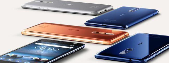 Nokia 9, dual camera posteriore con teleobiettivo?