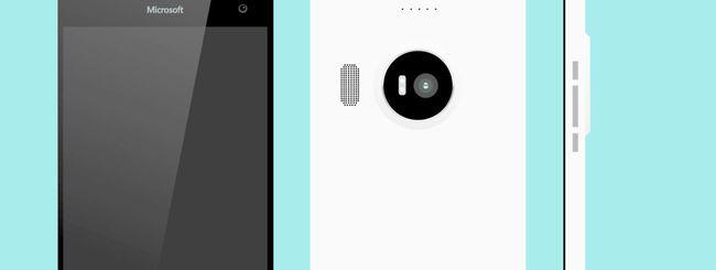 Lumia 950 e 950 XL, iris scanner e Surface Pen