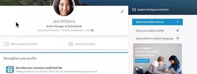 LinkedIn cambia grafica: sembra Facebook