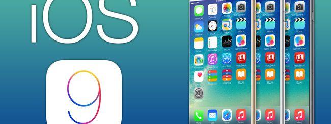 iOS 9 potrebbe causare rallentamenti nei dispositivi più vecchi?