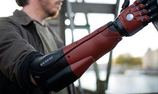 Metal Gear Solid, protesi