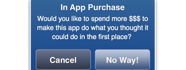 L'UE fa pressione su Apple per una maggiore trasparenza negli acquisti in-app