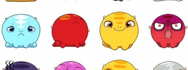 WhatsApp: come scaricare i primi sticker animati