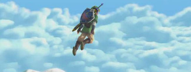 Zelda: Skyward Sword non era pensato per Wii Motion Plus