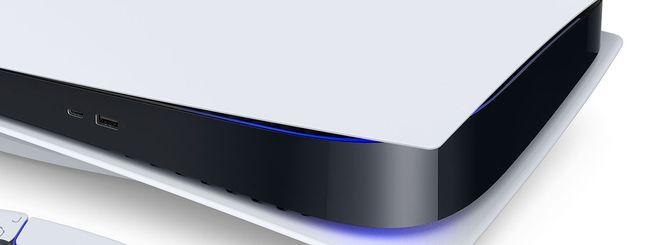 PS5 Digital Edition: la scheda tecnica