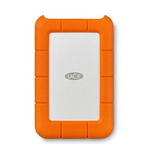LaCie Rugged Mini, Hard Disk Esterno da 2 TB