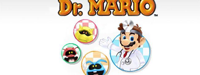 Dr. Mario sbarcherà su iOS e Android in estate