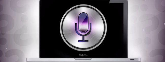 OS X, iniziare la dettatura del testo con un comando vocale
