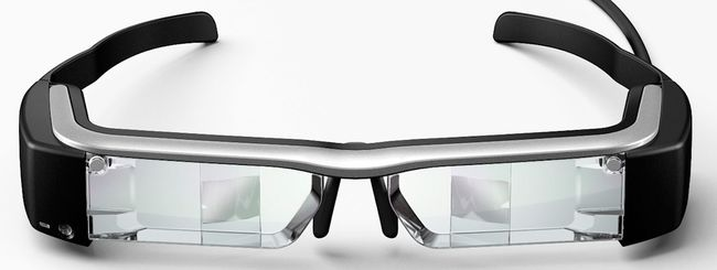 Epson Moverio BT-200 per la realtà aumentata
