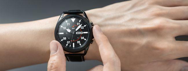 Galaxy Watch3 e Active2: ECG e pressione arteriosa anche in Italia