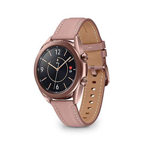 Samsung Galaxy Watch3 (41mm, Mystic Bronze)