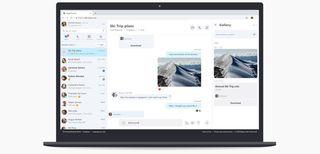 Skype per Web