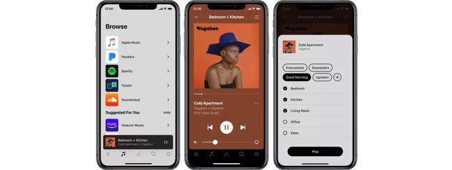Sonos S2, nuova app e sistema operativo a giugno