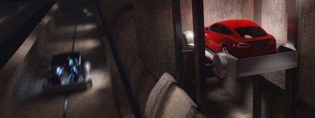 I tunnel di Elon Musk a Los Angeles