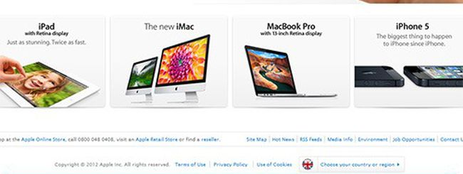 Samsung non ha copiato iPad, nuovo messaggio da Apple UK