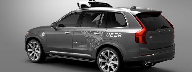Guida autonoma: Uber incontra DMV per i test a SF
