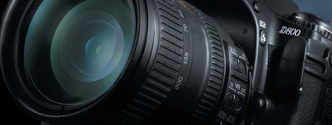 Nikon D800 presentata al CES 2012? I rumor