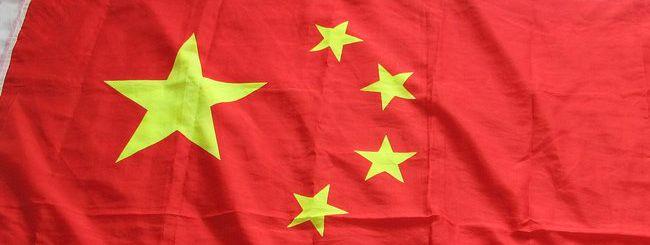 La Cina ferma tutti i servizi Google