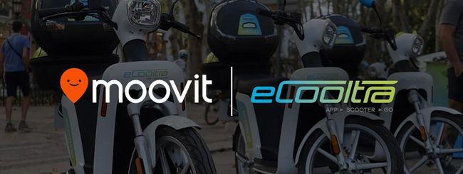 eCooltra e Moovit per la mobilità sostenibile